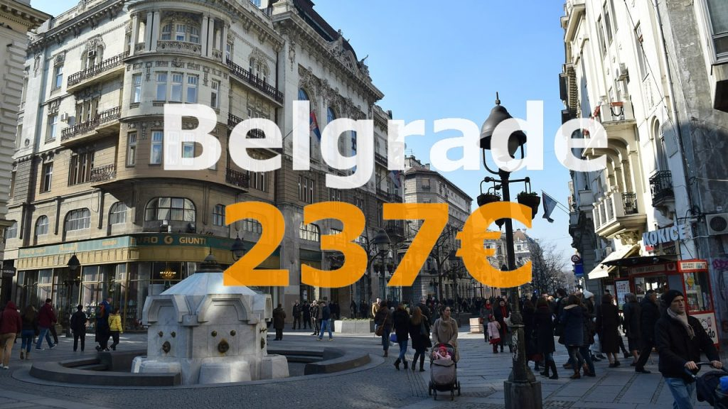 Belgrade, Serbia - trip.am