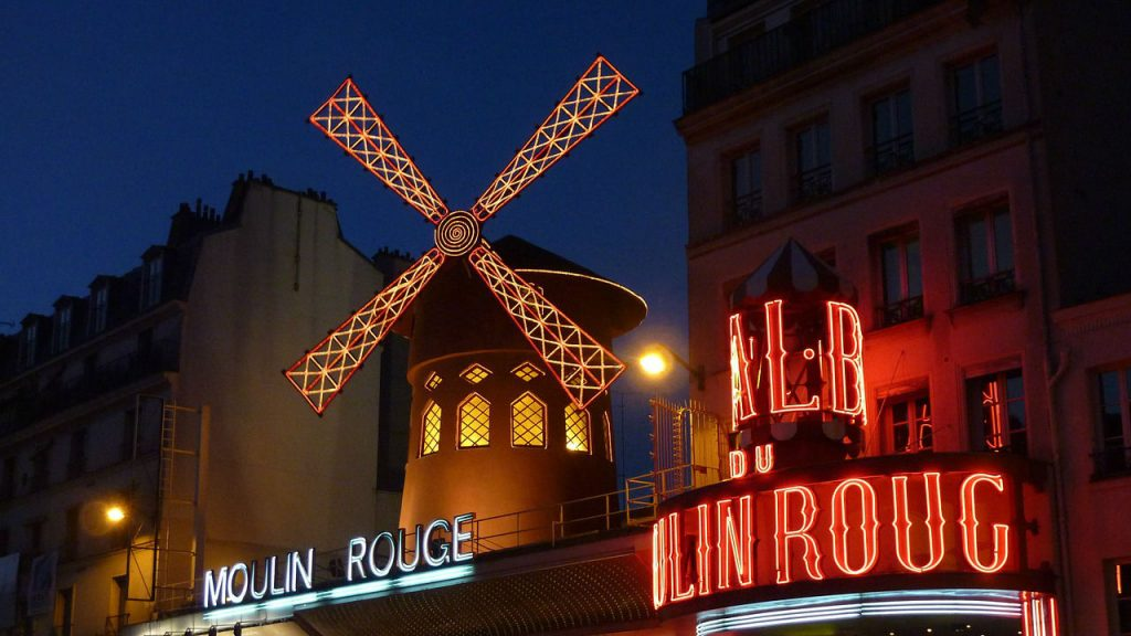 trip.am - Moulin Rouge, Paris, France