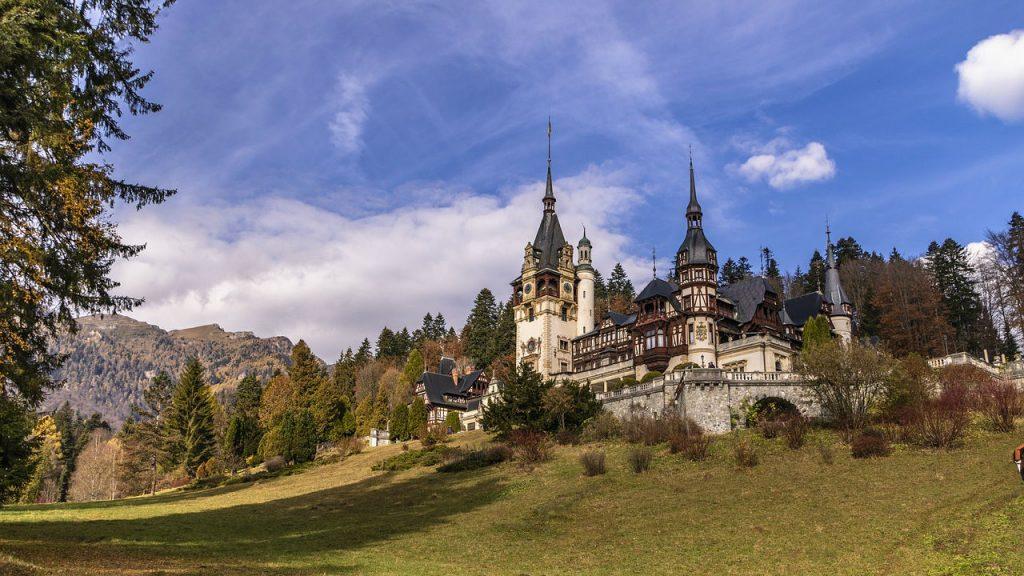 trip.am - Peles Castle Sinaia medieval Romania