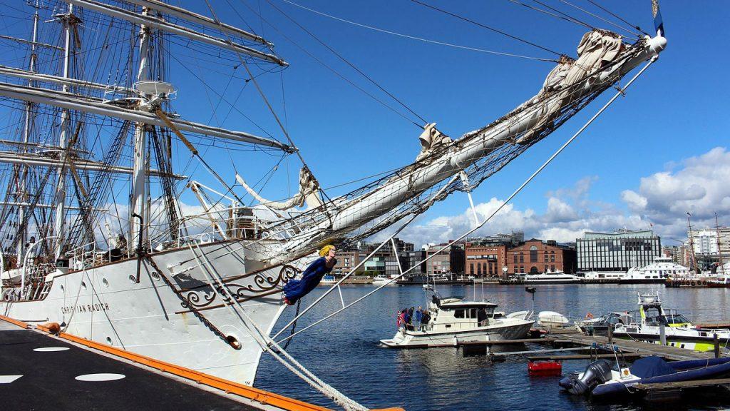 trip.am - oslo norway port city oslofjord ship travel