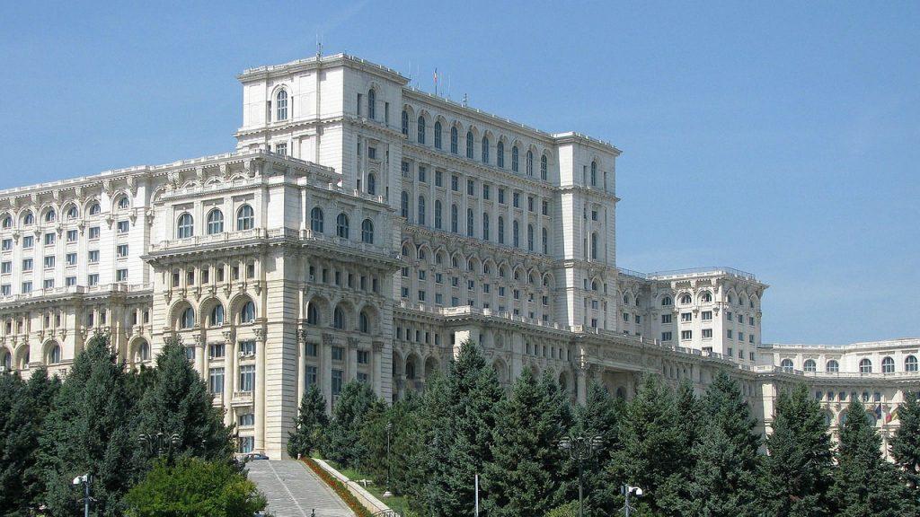 Trip.am - Palace Of Parliament Bucharest Romania