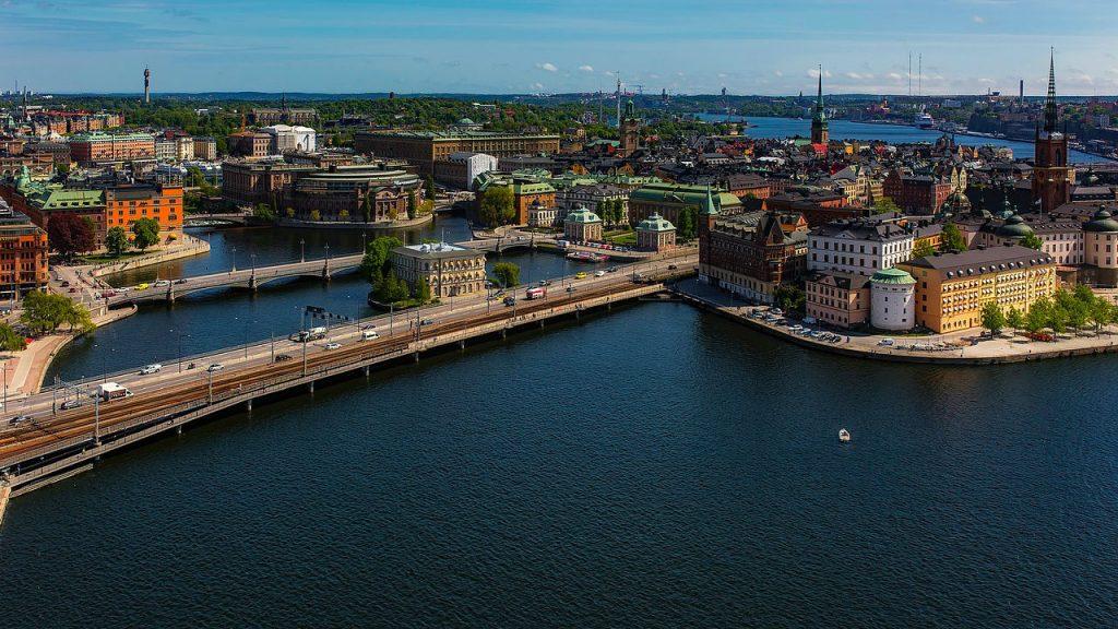 trip.am - stockholm sweden city urban cityscape buildings