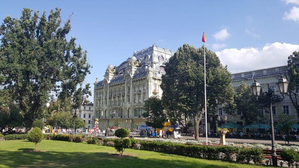 trip.am - odessa deribasovskaya vacation architecture ukraine