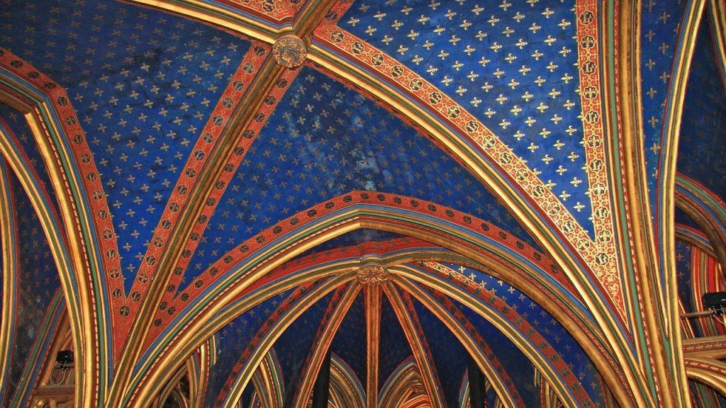 trip.am - Saint Chapelle, Paris, France