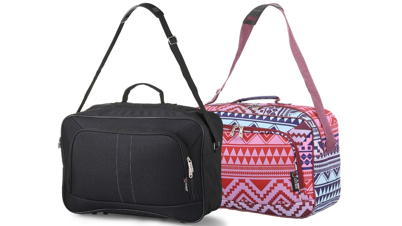 RyanAir 2 PCS 16-inch Carry On Hand Luggage